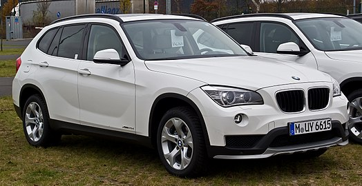 BMW X1 I (E84) 2009 - 2012 SUV 5 door #8