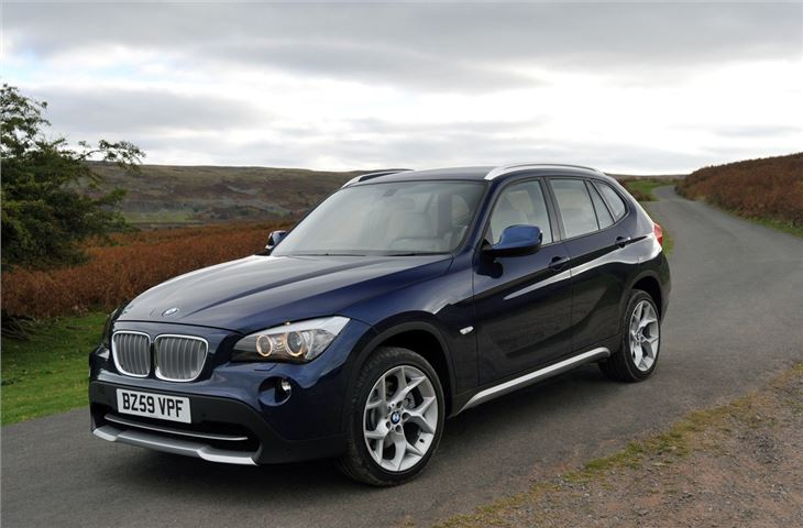 BMW X1 I (E84) 2009 - 2012 SUV 5 door #5