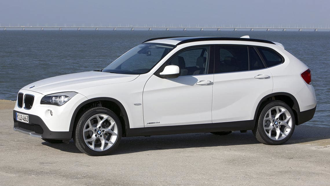 BMW X1 I (E84) 2009 - 2012 SUV 5 door #2