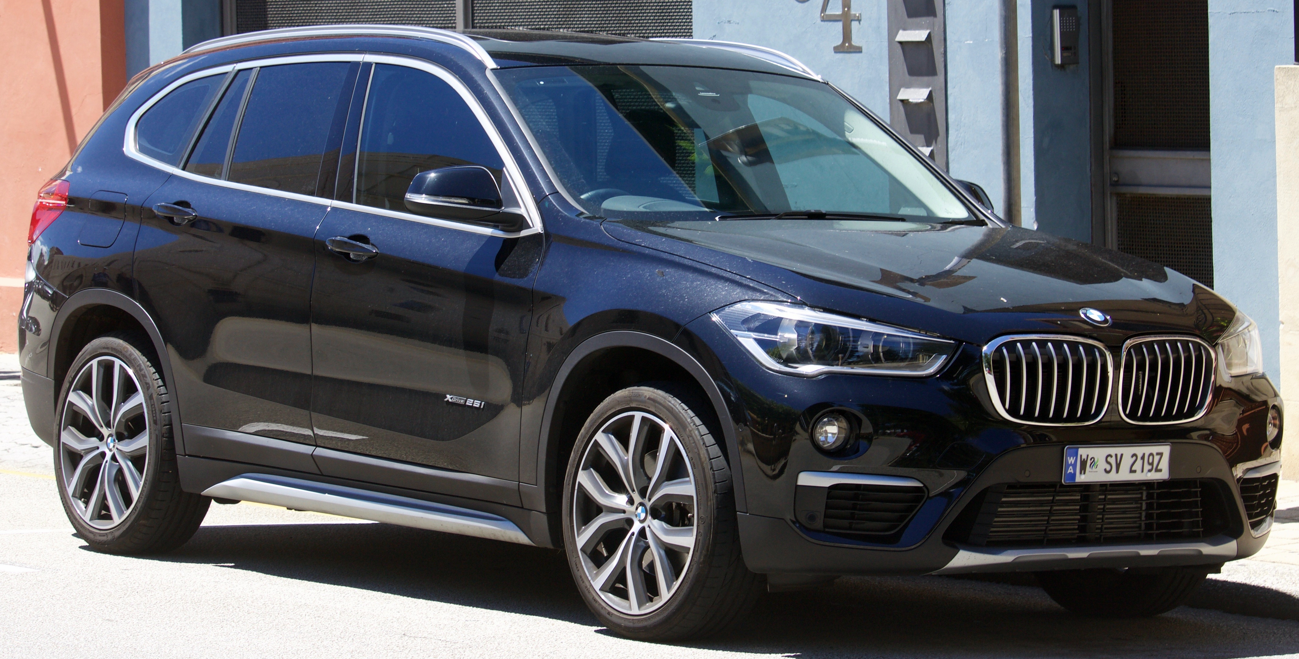 BMW X1 II (F48) 2015 - now SUV 5 door #2
