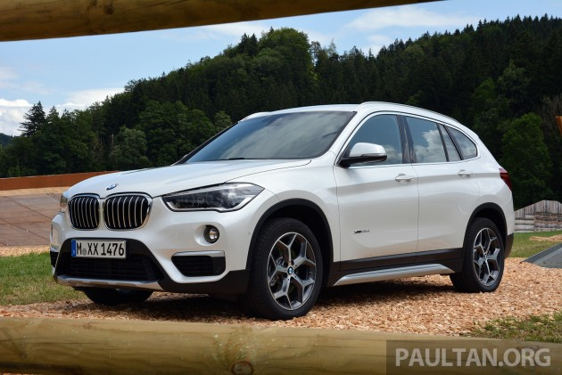 BMW X1 II (F48) 2015 - now SUV 5 door #5
