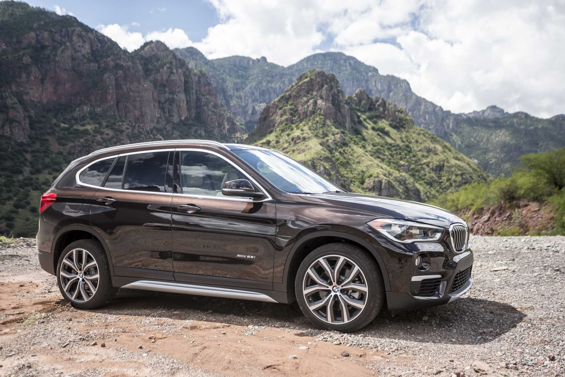 BMW X1 II (F48) 2015 - now SUV 5 door #3
