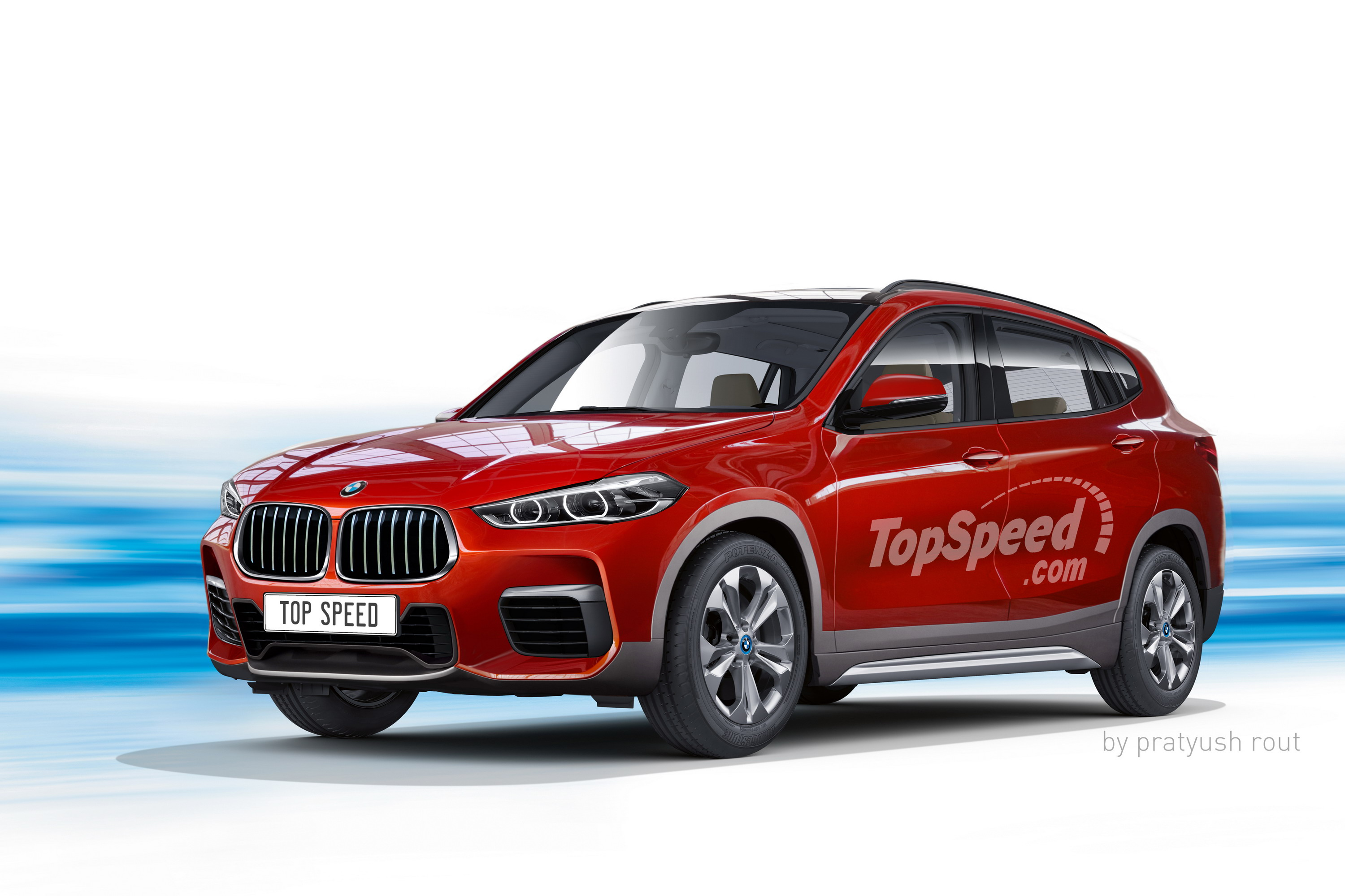 BMW X2 I 2017 - now SUV 5 door #4