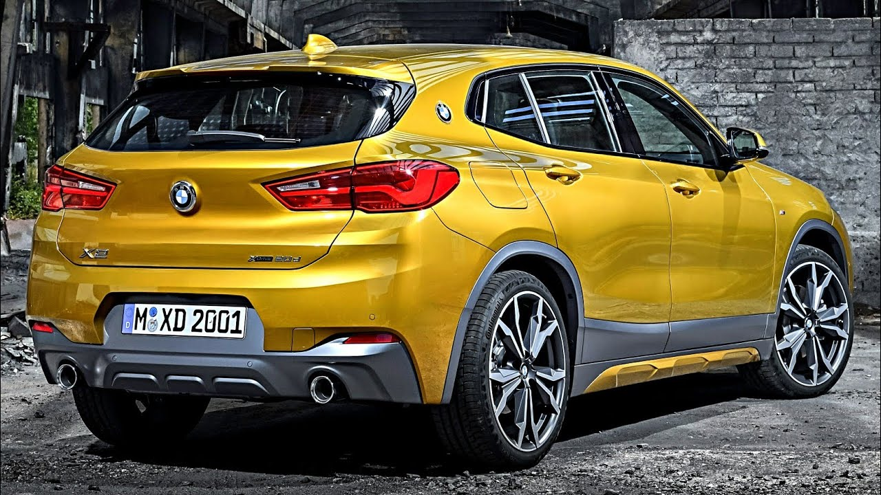BMW X2 I 2017 - now SUV 5 door #2