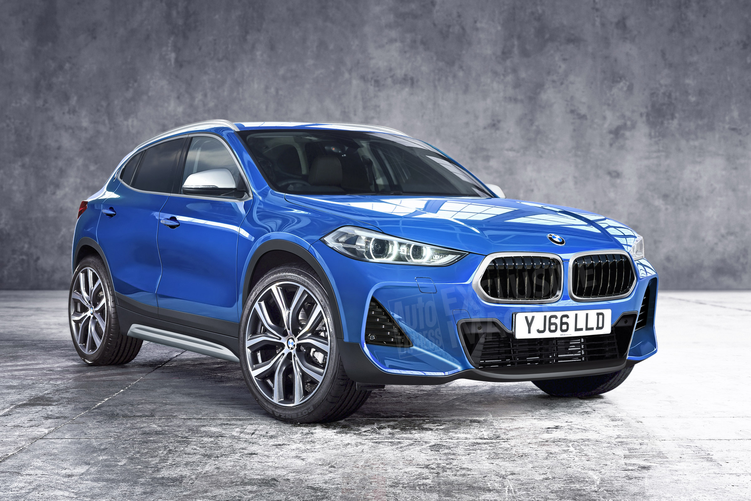 BMW X2 I 2017 - now SUV 5 door #1
