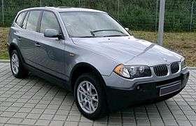 BMW X3 I (E83) 2003 - 2006 SUV 5 door #2