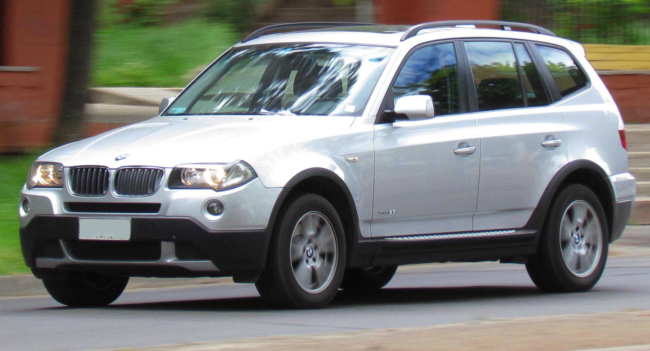 BMW X3 I (E83) 2003 - 2006 SUV 5 door #5