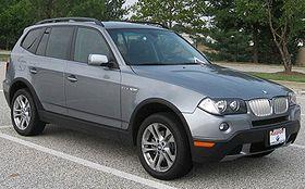 BMW X3 I (E83) 2003 - 2006 SUV 5 door #7