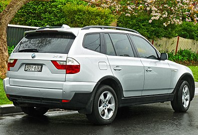 BMW X3 I (E83) 2003 - 2006 SUV 5 door #6