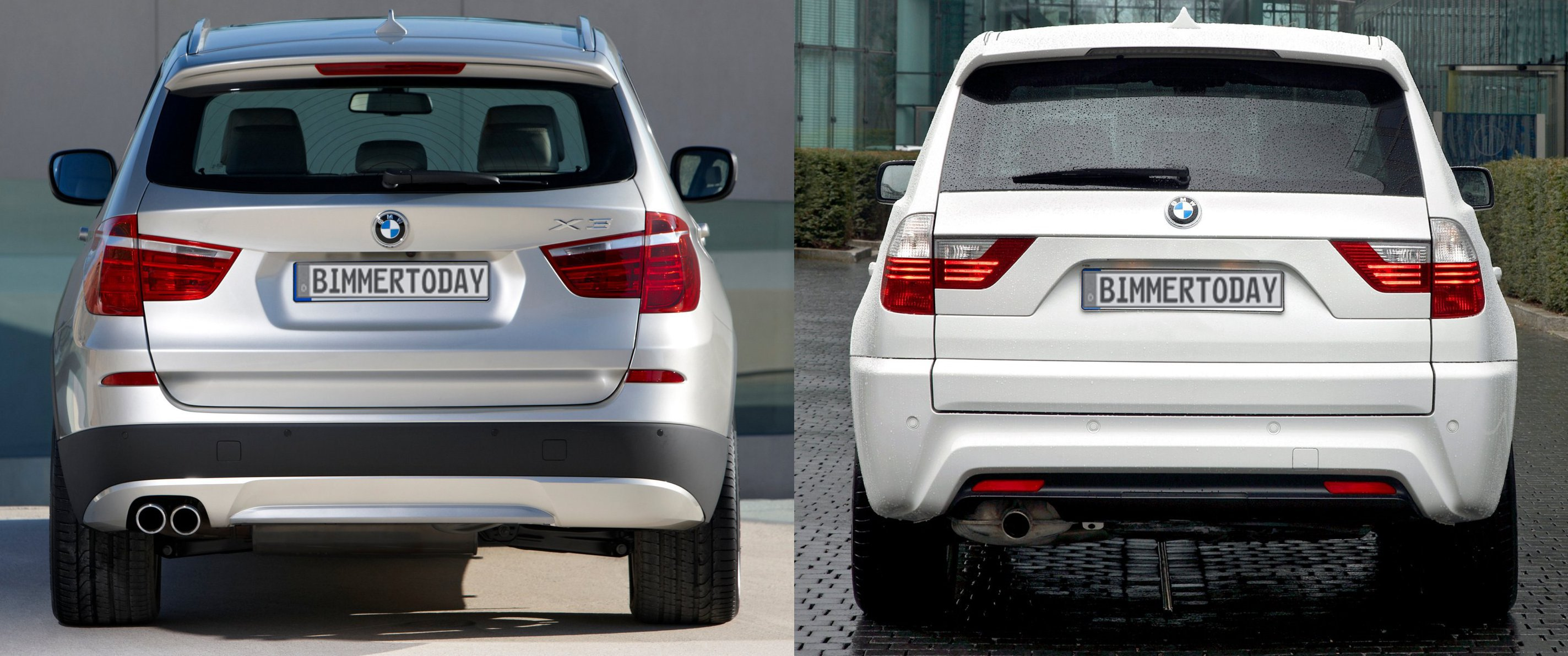 BMW X3 II (F25) Restyling 2014 - now SUV 5 door #7