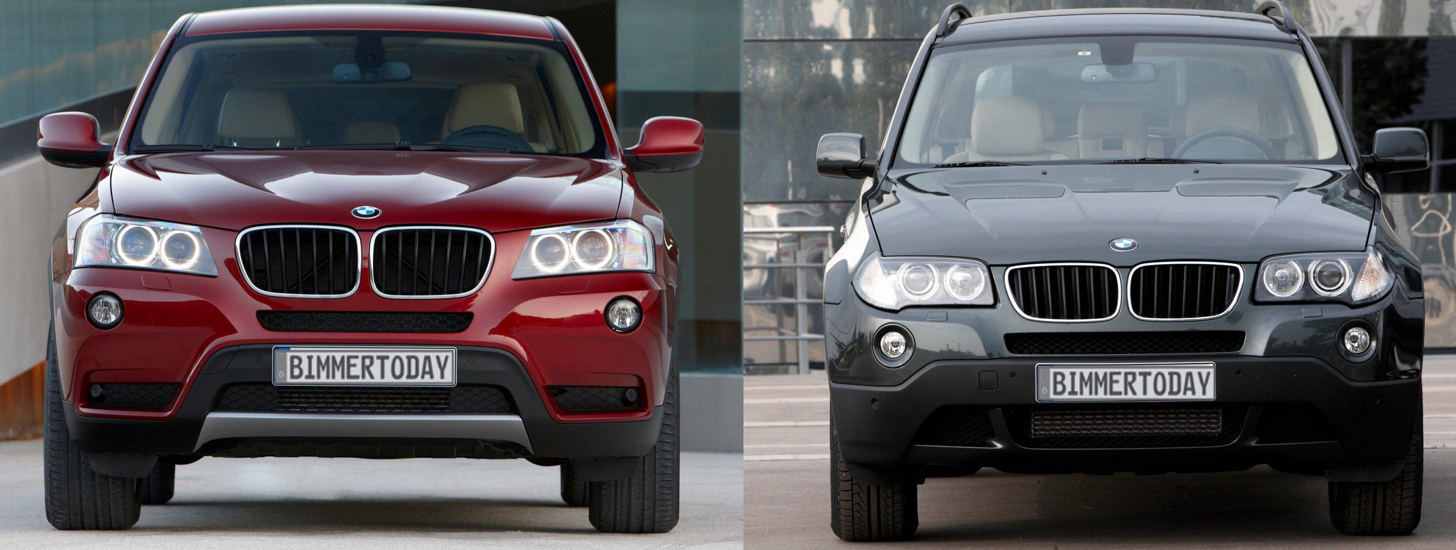 BMW X3 II (F25) Restyling 2014 - now SUV 5 door #6