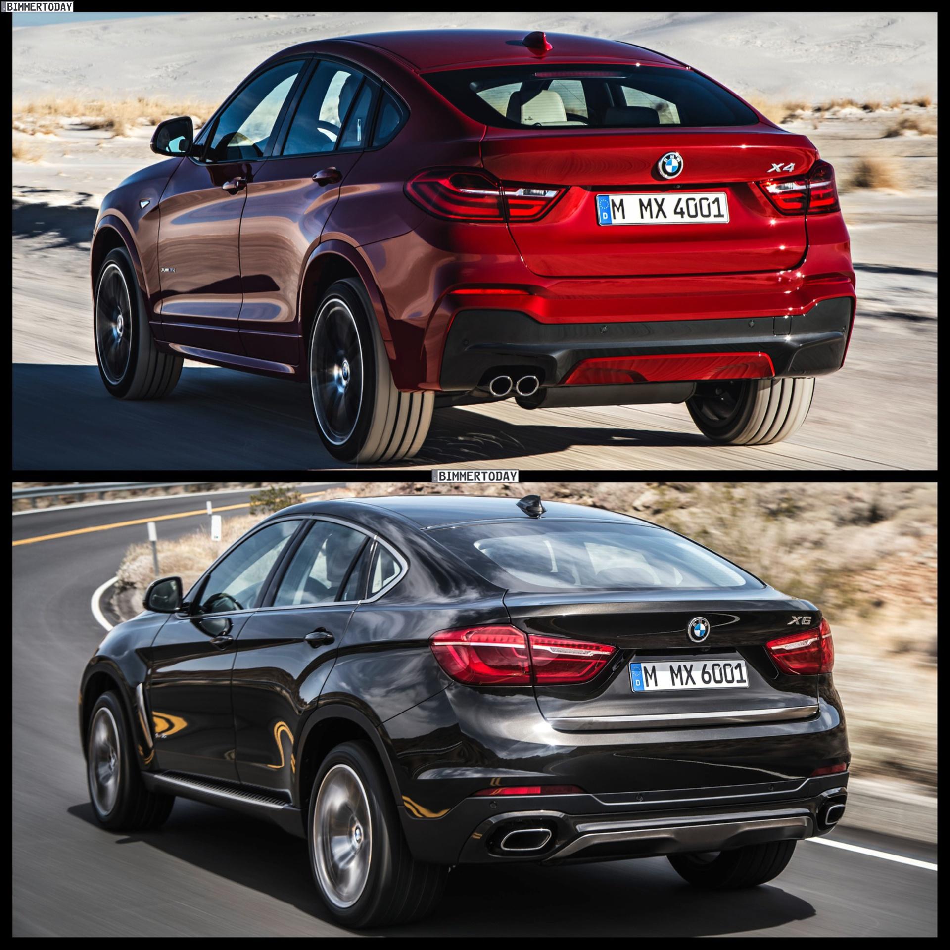 BMW X4 2014 - now SUV 5 door #7