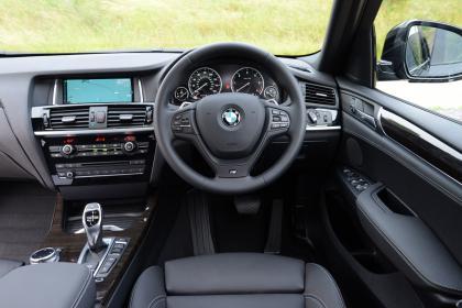 BMW X4 2014 - now SUV 5 door #8