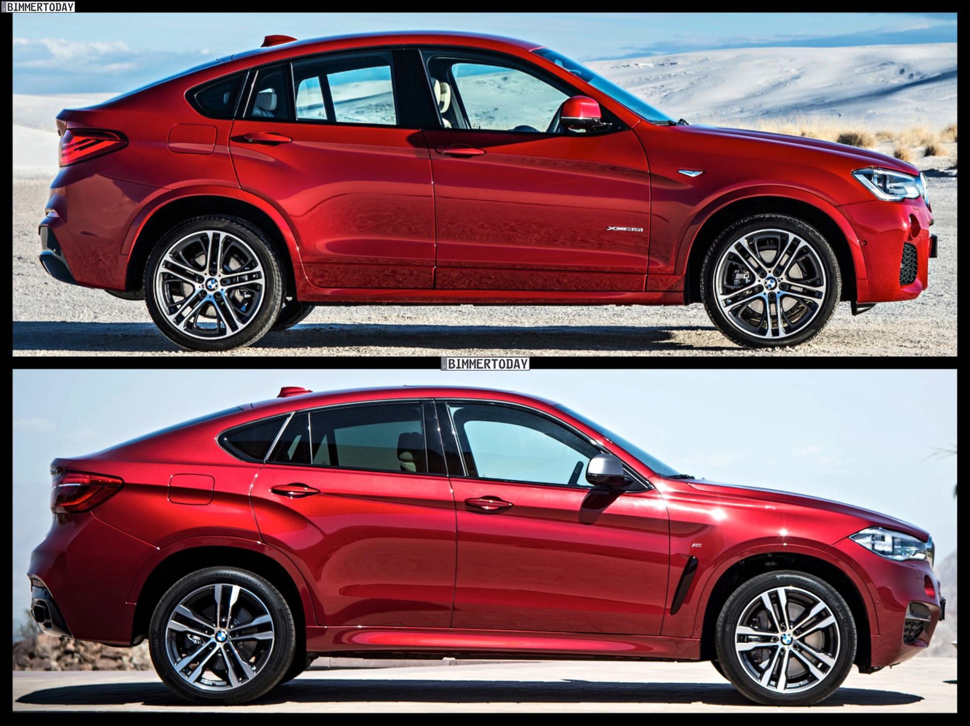 BMW X4 2014 - now SUV 5 door #1