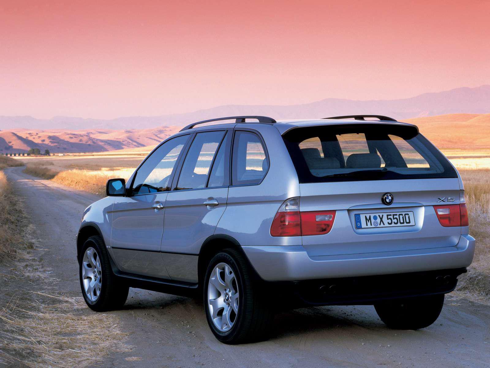 BMW X5 I (E53) 1999 - 2003 SUV 5 door #4