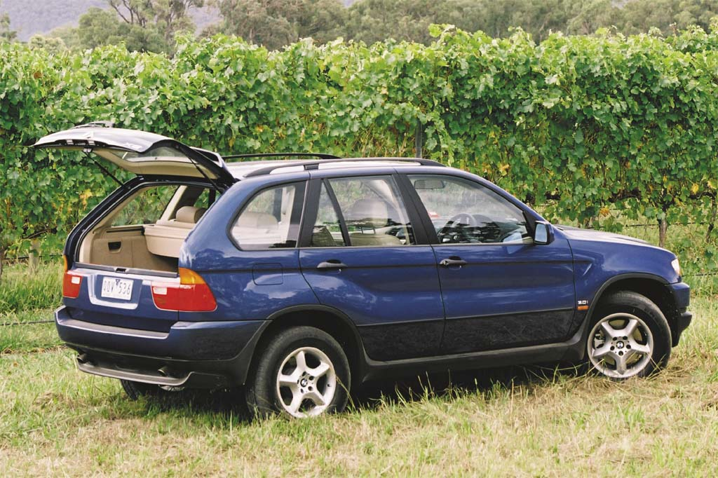 BMW X5 I (E53) 1999 - 2003 SUV 5 door #5