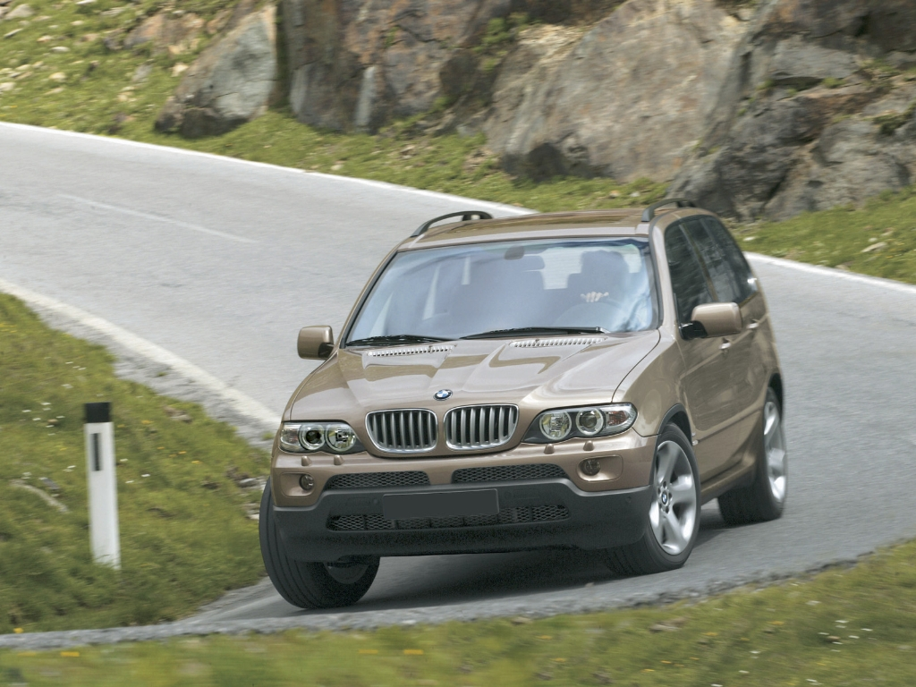 BMW X5 I (E53) 1999 - 2003 SUV 5 door #2
