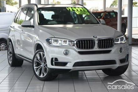 BMW X5 III (F15) 2013 - now SUV 5 door #4