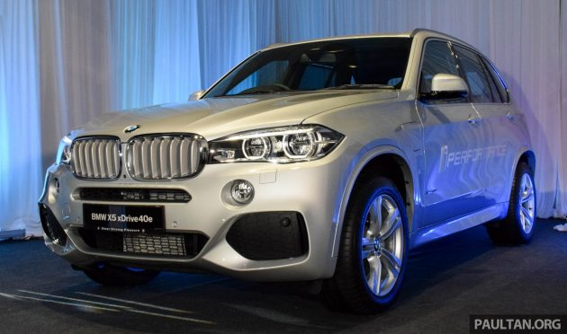 BMW X5 III (F15) 2013 - now SUV 5 door #2