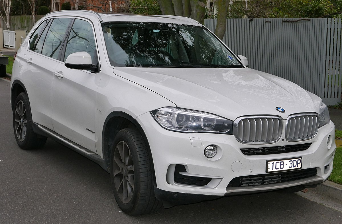 BMW X5 III (F15) 2013 - now SUV 5 door #1