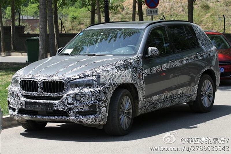 BMW X5 III (F15) 2013 - now SUV 5 door #6