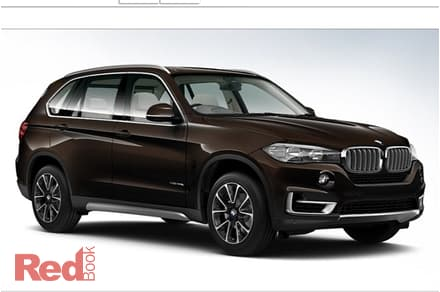BMW X5 III (F15) 2013 - now SUV 5 door #3