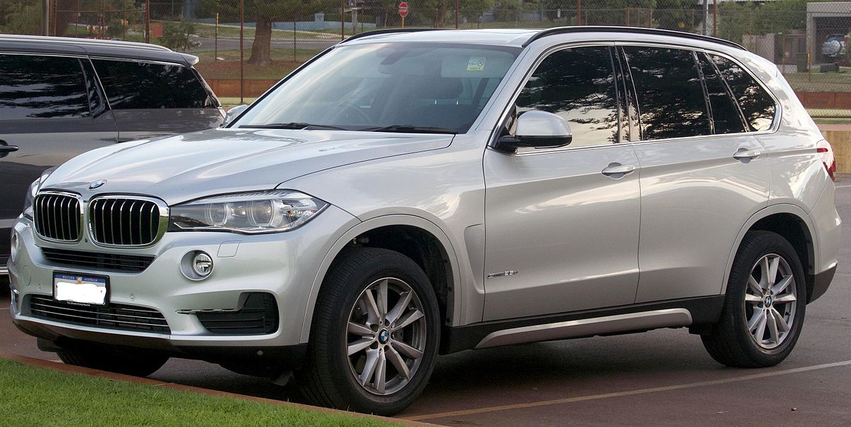 BMW X5 III (F15) 2013 - now SUV 5 door #8