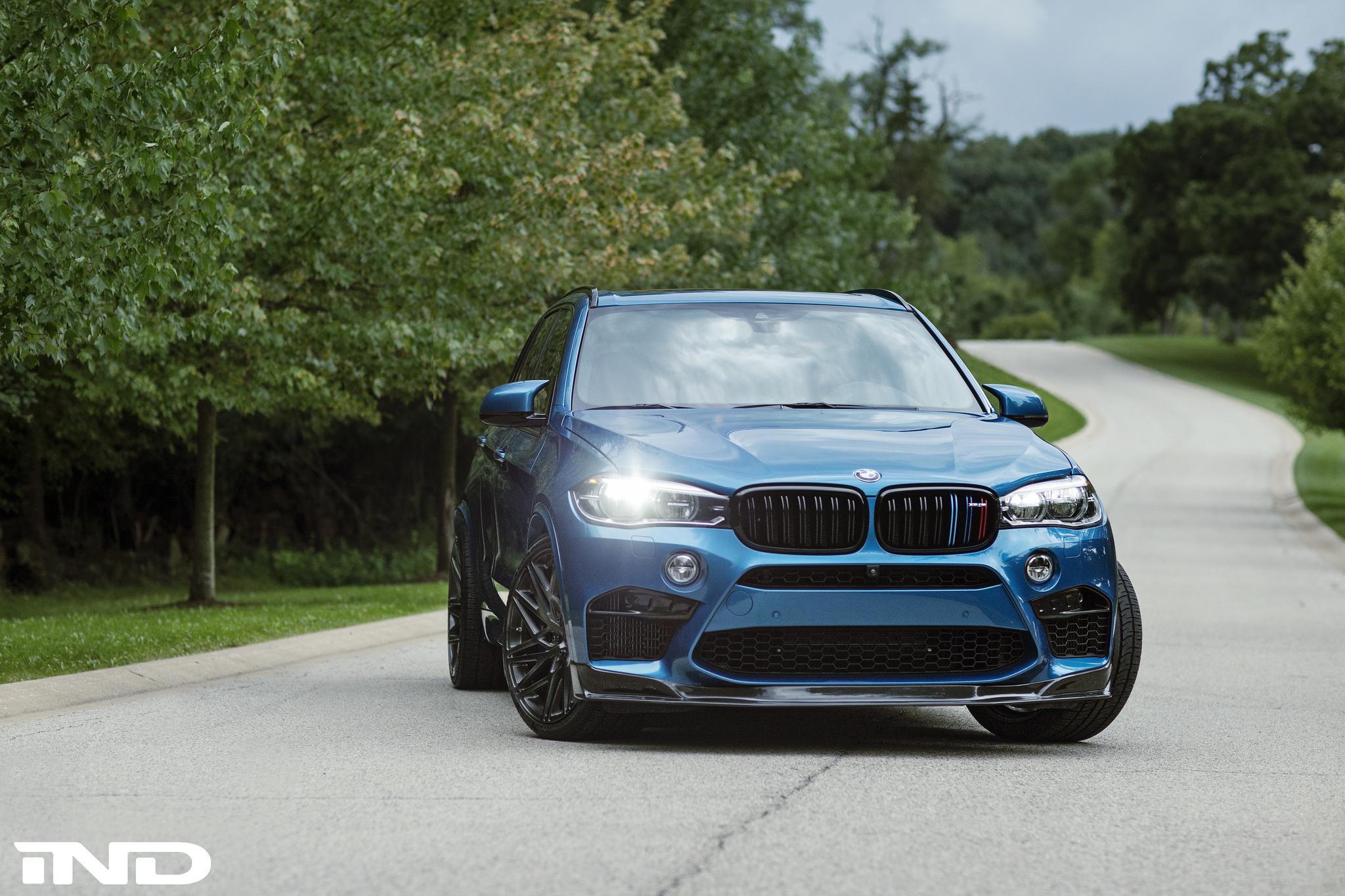 BMW X5 M II (F85) 2014 - now SUV 5 door #4