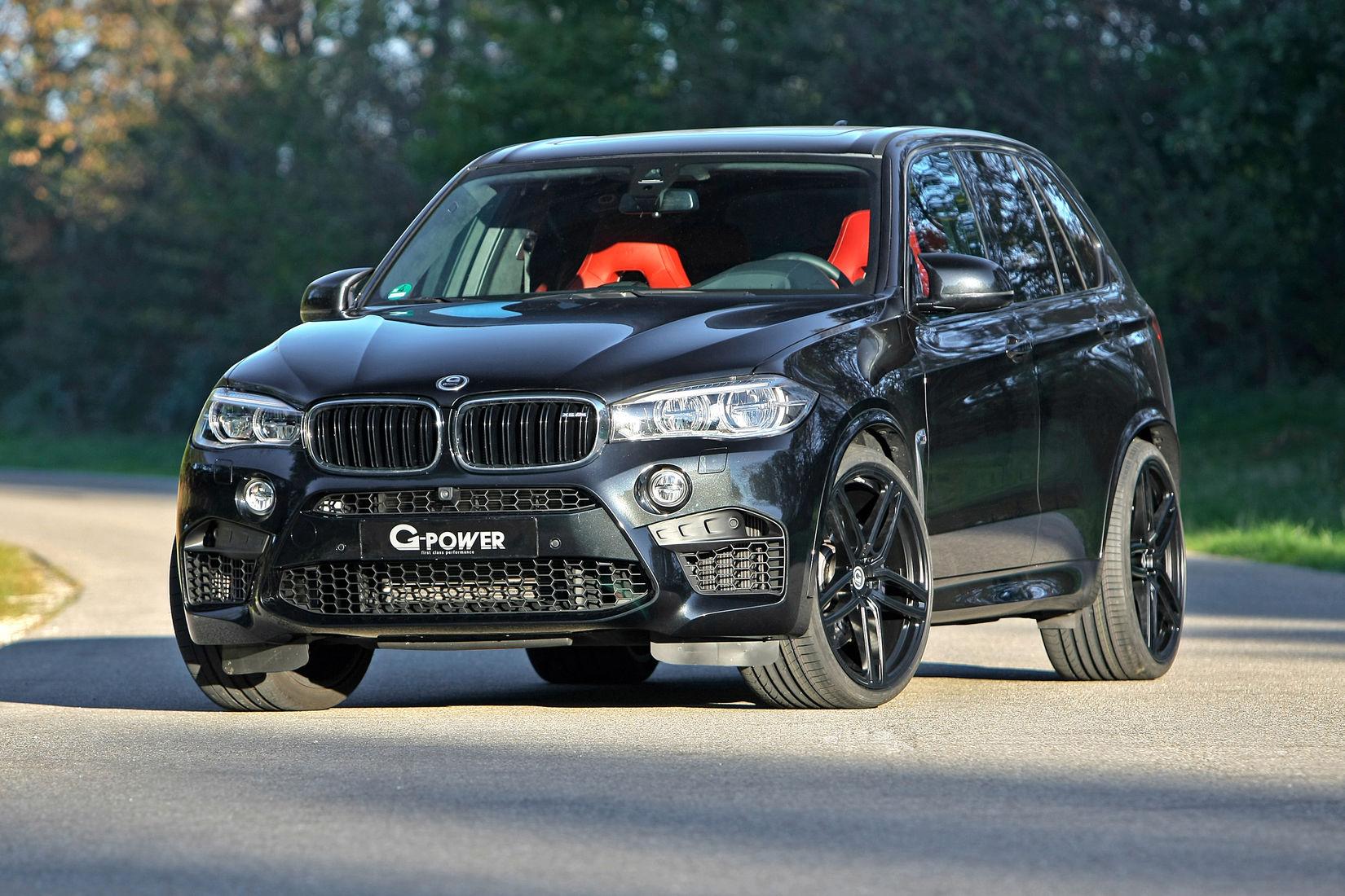 BMW X5 M II (F85) 2014 - now SUV 5 door #5