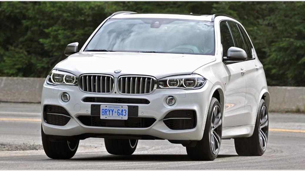 BMW X5 M II (F85) 2014 - now SUV 5 door #6