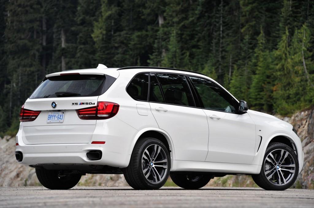 BMW X5 M II (F85) 2014 - now SUV 5 door #1