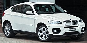 BMW X6 I (E71) 2007 - 2012 SUV 5 door #5