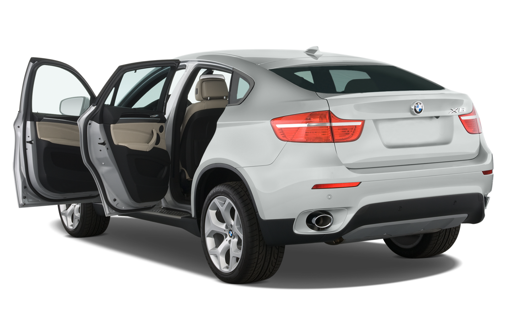 BMW X6 M I (E71) 2009 - 2012 SUV 5 door #7
