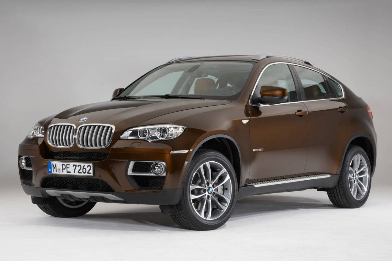 BMW X6 M I (E71) 2009 - 2012 SUV 5 door #6