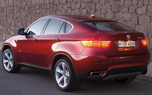 BMW X6 M I (E71) 2009 - 2012 SUV 5 door #4