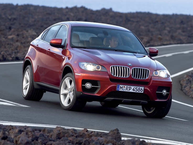 BMW X6 M I (E71) 2009 - 2012 SUV 5 door #3
