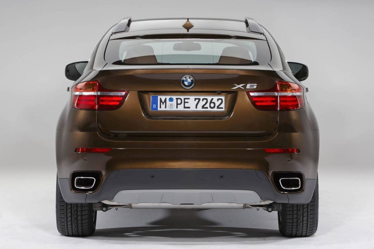 BMW X6 M I (E71) 2009 - 2012 SUV 5 door #8