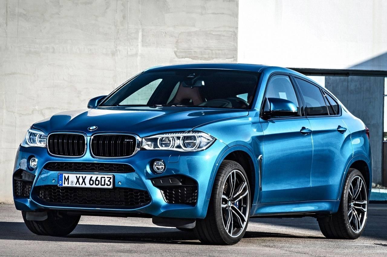 BMW X6 M II (F86) 2014 - now SUV 5 door #6