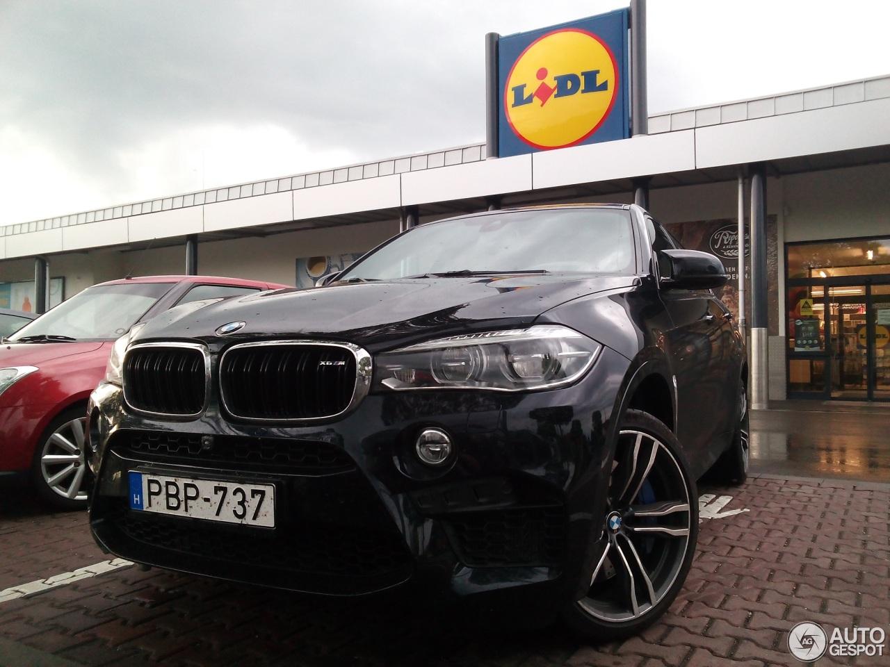 BMW X6 M II (F86) 2014 - now SUV 5 door #1