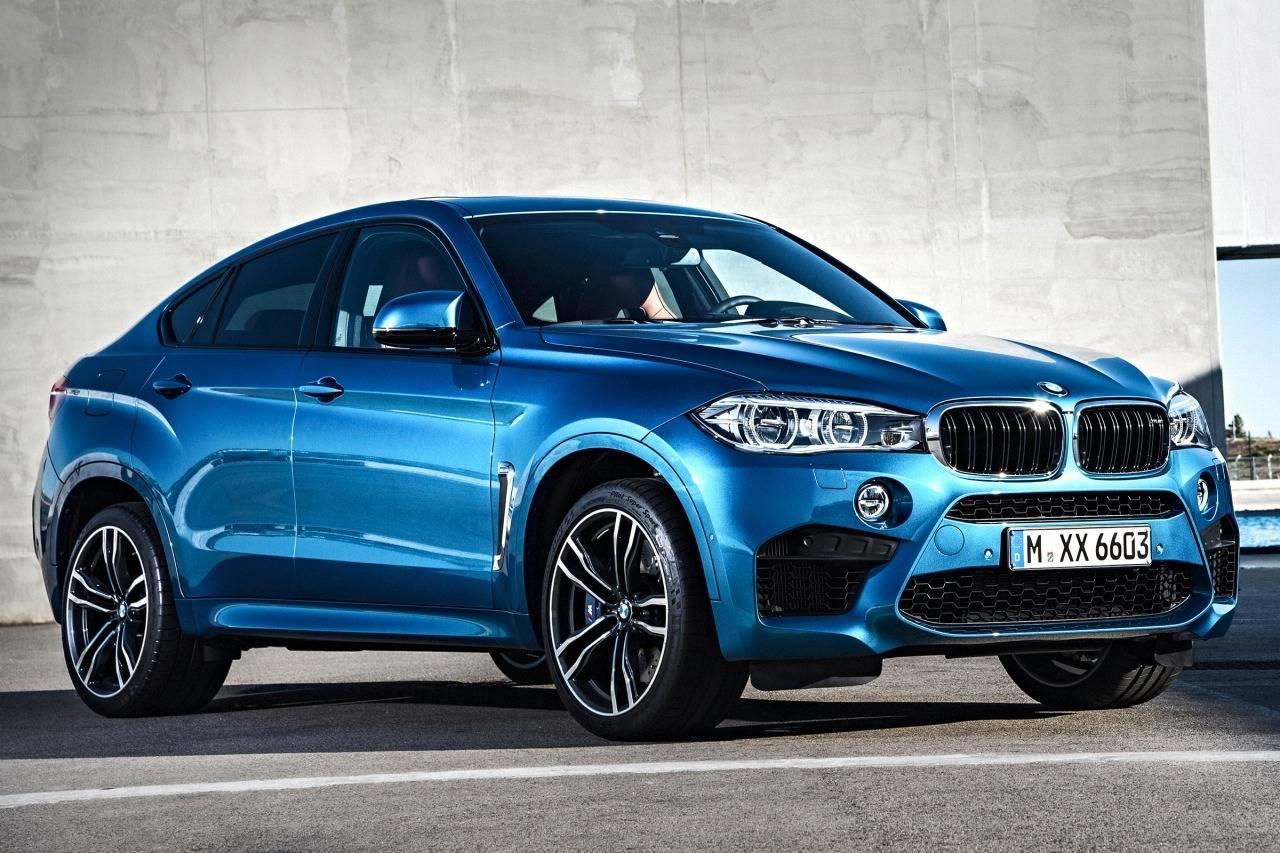 BMW X6 M II (F86) 2014 - now SUV 5 door #7