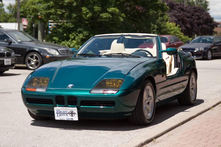 BMW Z1 1989 - 1991 Roadster #3