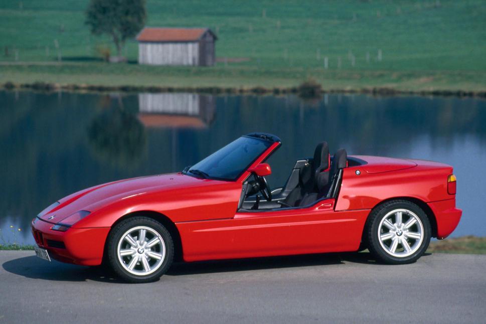 BMW Z1 1989 - 1991 Roadster #4