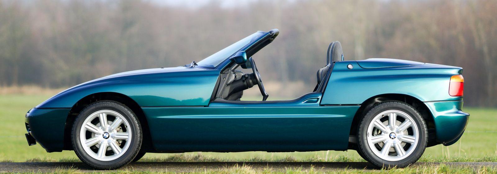 BMW Z1 1989 - 1991 Roadster #2