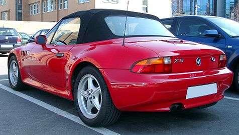 BMW Z3 I 1995 - 2000 Coupe #2