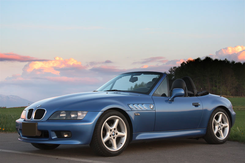 BMW Z3 M I Restyling (E36) 2000 - 2002 Coupe #8