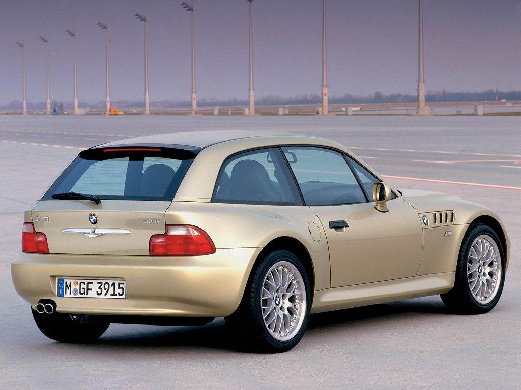 BMW Z3 I 1995 - 2000 Coupe #3