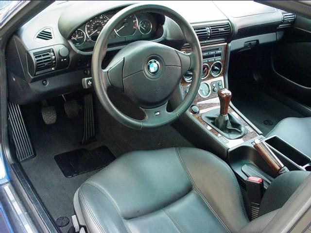 BMW Z3 I 1995 - 2000 Coupe #1