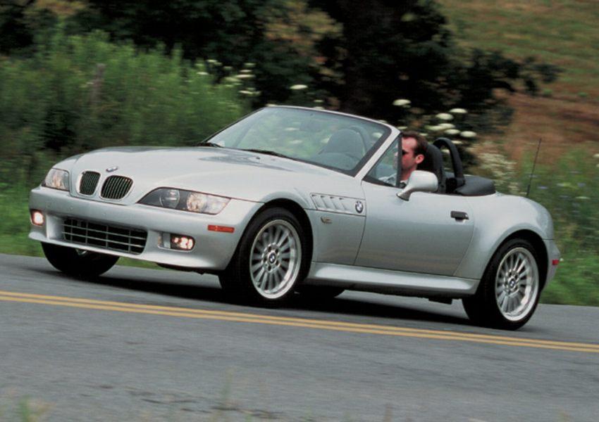 BMW Z3 I Restyling 2000 - 2002 Roadster #5