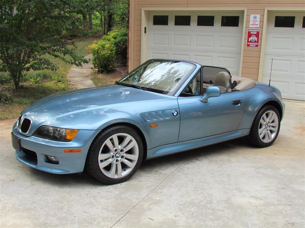 BMW Z3 I Restyling 2000 - 2002 Roadster #4