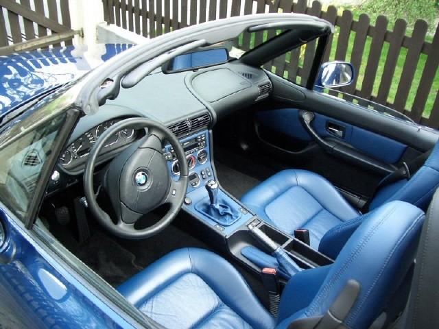 BMW Z3 I Restyling 2000 - 2002 Roadster #2
